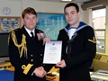 Royal Naval Weather Expert's War Award