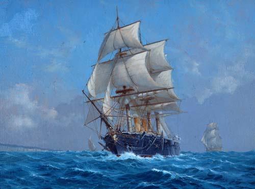 1815 HMS Warrior