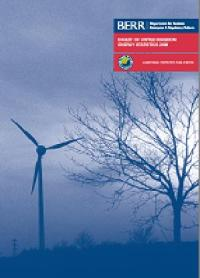 Digest of United Kingdom Energy Statistics (DUKES) cover