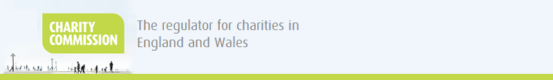 Charity Commission - The regulator for charities in England and Wales