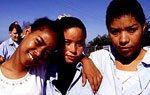Adolescent girls in the Caribbean - a group particularly vulnerable to HIV infection