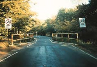 Epping Forest 20 mph zone