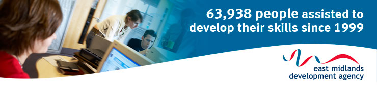 Interesting fact: 63,938 people assisted to develop their skills since 1999. To return to home page click here.
