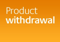 Product withdrawal