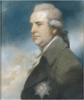 George Macartney, 1st Earl Macartney (1737-1806) diplomat and colonial governor; 1st British Ambassador to China