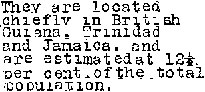 A reference to the well-established Indo-Caribbean community in a 1938 British  Commonwealth Office file.