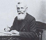 Dadabhai Naoroji, the first Indian MP.