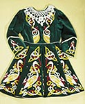 Irish Dancing Dress, late 20th century