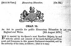 Education Act 1870