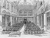 The Great Hall of the Jews' Free School