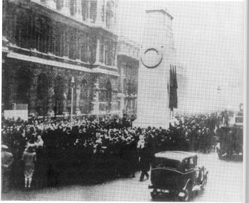 Remembrance Parade 1933