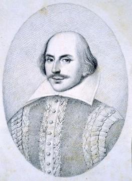 PRO 30/25/205: Shakespeare portrait