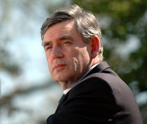 Gordon Brown; Crown copyright