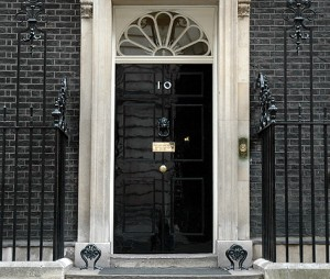 10 Downing Street; Crown Copyright