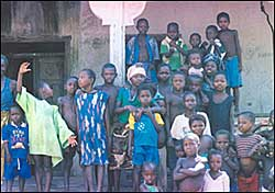 Sierra Leoneans hope for a better future