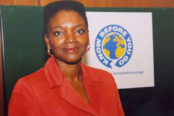 Picture of Baroness Amos