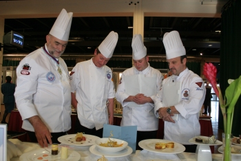 Combined Services Culinary Challenge