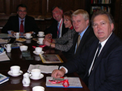 Meeting with East Yorkshire's MPs
