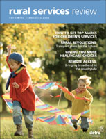 Cover of the Rural Services Review