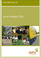 Rural Strategy 2004 cover