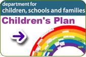 Children's Plan Banner