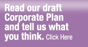 Corporate Plan 2008/11 Consultation HP