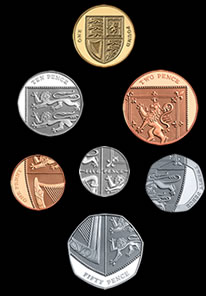 The New Coin Designs in Formation