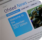 Image of Ofsted News (online magazine)