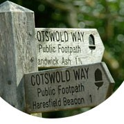 Cotswold Way. Copyright Natural England/Jo Ward