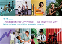 Transformational Government Annual Report 2007