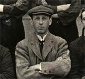 Robert Stewart Smylie in 1914 when headmaster of Sudbury Grammar School