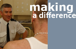 Homepage Image - making a difference