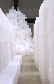 Rachel Whiteread, EMBANKMENT © Tate. Photo: Marcus Leith
