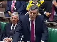 Gordon Brown at PMQs 23 April 2008