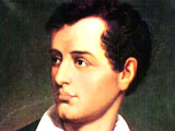 Poet Lord Byron had an infamous affair with Melbourne's wife