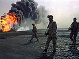Britain fought the First Gulf War while John Major was PM