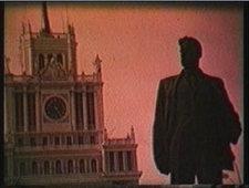 Derek Jarman Imagining October, 1984 © courtesy James Mackay
