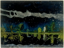Peter Doig, Milky Way, 1989 / 90