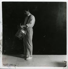 Juan Muñoz, Self Portrait, 1995