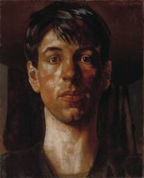 Stanley Spencer, Self-Portrait, 1914