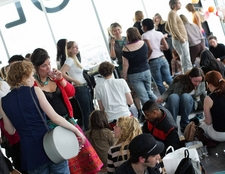 Come to Tate Take Over, an evening of art and entertainment