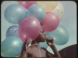 Djibril Diop Mambéty, Badou Boy, 1970