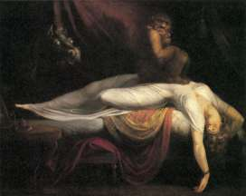 Henry Fuseli, The Nightmare , 1781The Detroit Institute of Arts