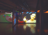 The Other Side of Zero - Video Positive 2000, installation view, Tate Liverpool, 2000© Tate