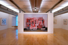 Philip Guston, installation view, Tate Liverpool, 2002© Tate