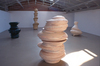 Tony Cragg, installation view, Tate Liverpool, 2000© Tate