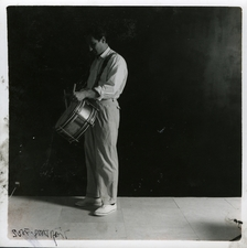 Juan Muñoz, Self Portrait, 1995