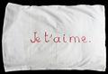 Louise Bourgeios pillowcase