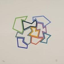 Richard Deacon, 9 x 9, 2005. © The artist