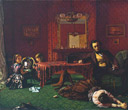 A Dramatic Reading of Augustus Leopold Egg's Untitled Triptych